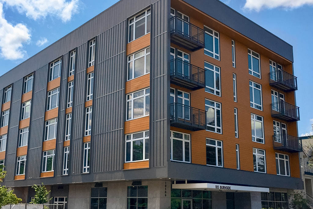 Affordable Housing Grand Opening in Portland